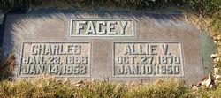 Allie <I>Vanzant</I> Facey