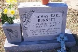 Thomas Earl Burnett