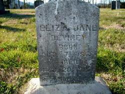 Eliza Jane Deviney