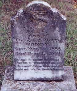 Edward F. Gandy