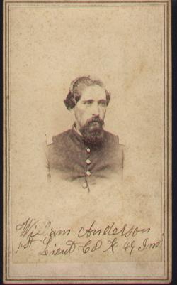 Lieut William Anderson