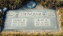 Mary B <I>Wright</I> Stringham