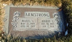Mabel <I>Little</I> Armstrong