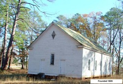 Concord Primitive Baptist Church Cemetery
