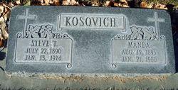Steve T Kosovich