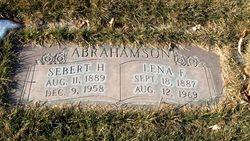 Sebert Henry Abrahamson