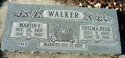 Martin Frederick Walker