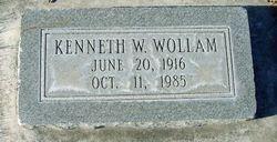 Kenneth W Wollam