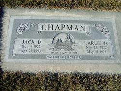 Jack Bolton Chapman