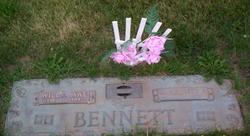 Willa Mae <I>McKitrick</I> Bennett