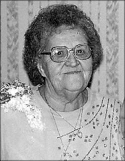 Selma Marie <I>Dahlberg</I> Chirozzi