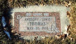 Anthony Lewis Thomas