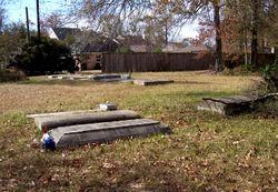 Little Rock Zion Baptist Full Gospel Cemetery