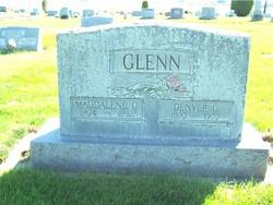 Magdalene C. <I>Madson</I> Glenn