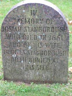 Josiah Stanborough Sr.