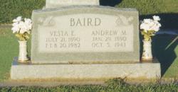 Andrew Martin Baird