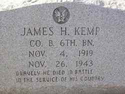 CPL James H. Kemp
