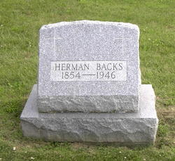 Herman H. Backs