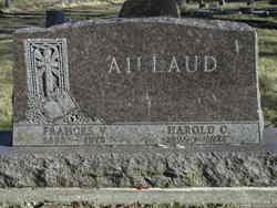 Dr Harold Cleon Aillaud