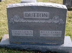 Belle <I>Evans</I> Dutton