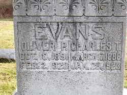 Oliver P. Evans
