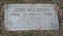 Johnny Muldoon