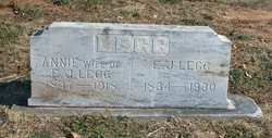 Edward James Legg