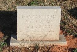 David E. Coon