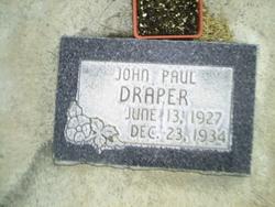 John Paul Draper