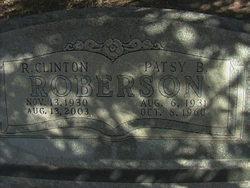 Patsy B Roberson