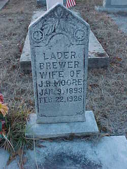 Lader Darian <I>Brewer</I> Moore