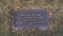CPT William W Aab