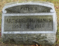 "Arthur James ""Big Art"" McManus"