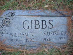 Muriel E Gibbs