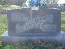 Ernest Chasteen