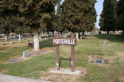 Porterville Cemetery in Porterville, California - Find A
