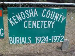 Kenosha County Cemetery