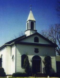black creek baptist church cemetery in mechanicsville virginia