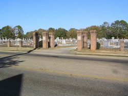 Enterprise City Cemetery