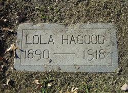 Lola Hagood