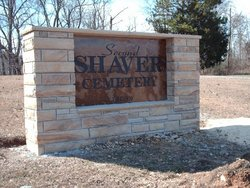 Second Shaver Cemetery