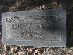 Helen Mae <I>White</I> Barrett