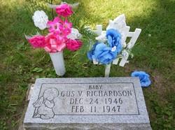 Gus V. Richardson