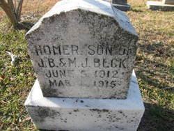 Homer Beck