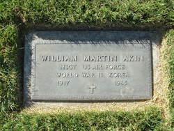 William Martin Akin
