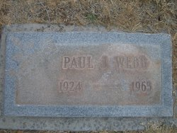 Paul Jackson Webb