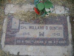 Willard Denning Duncan