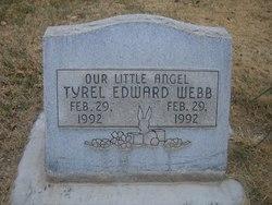 Tyrel Edward Webb