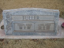 Luther Carlos Fuller