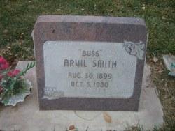 """Arvil """"Buss"""" Smith"""